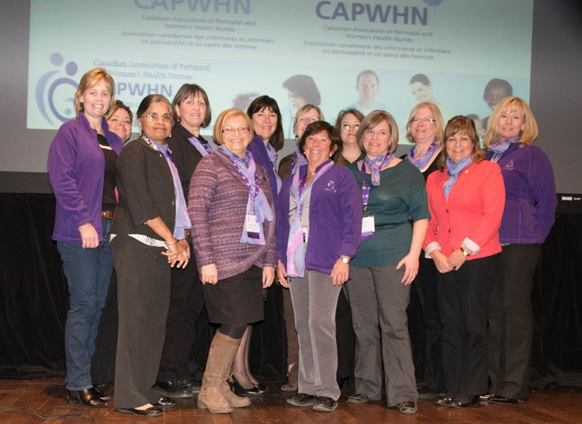 CAPWHN National Conference 2013 Photo