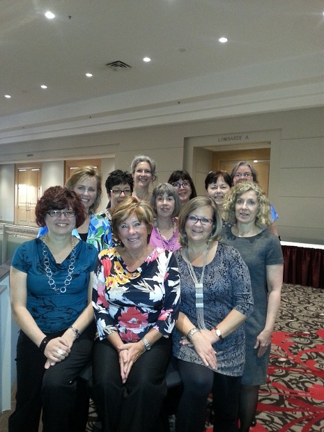 CAPWHN National Conference 2014 Photo